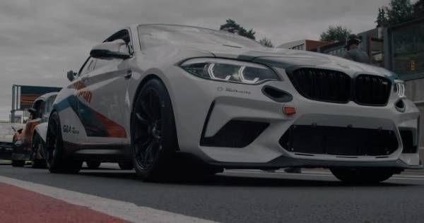 BMW M2 CS Racing Cup Benelux.