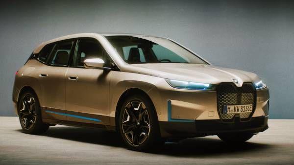 BMW iX - ReThinking Design - Episode 1