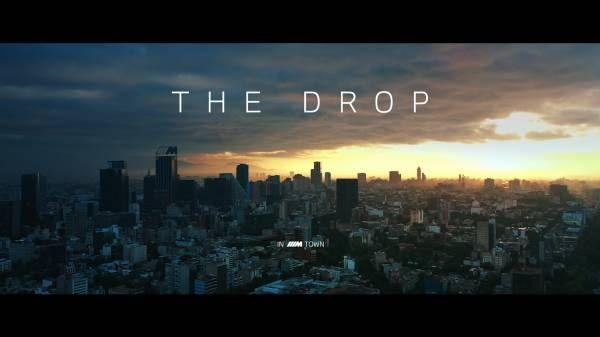 "BMW M Marketing Film ""The Drop"""