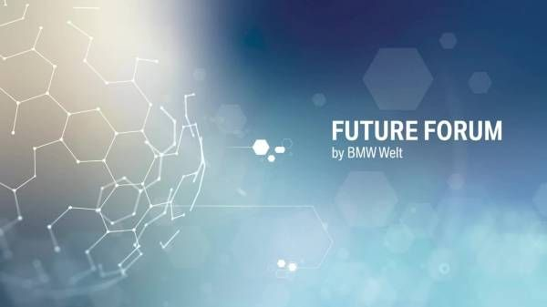 FUTURE FORUM by BMW Welt Recap 2020.